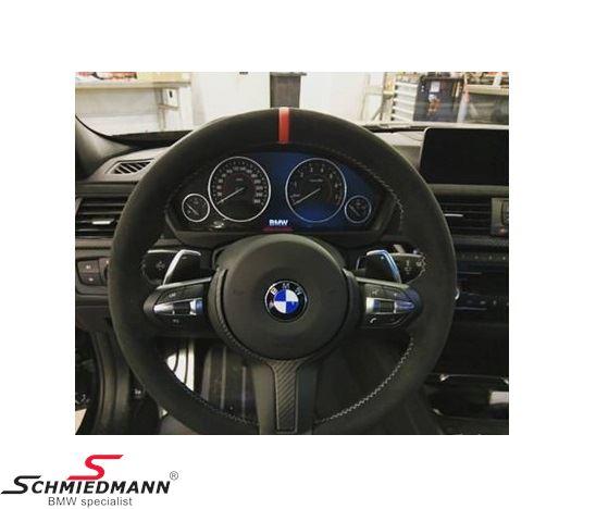 Sportlenkrad Alcantara/Carbon - Original BMW ///M-Performance (Airbag und Schalter nicht inklusive)