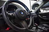 Lenkradabdeckung echt Carbon/Alcantara für Sportslenkrad original -BMW ///M Performance-