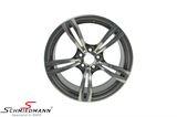 "20"" M-Doppelspeiche 343 Felge geschmiedet 9X20 (original BMW)"