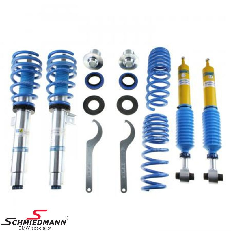 Complete -BILSTEIN B16- suspension kit adjustable in hardness and hight 30-50MM