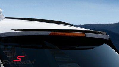 Rear spoiler lip -BMW ///M Performance- high gloss black original BMW