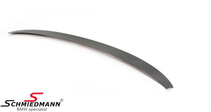 Rear spoiler lip -BMW ///M Performance- genuine carbon original BMW