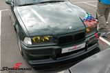 Headlight with yellow lens Bosch L.-side