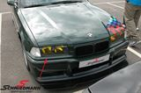 Headlight with yellow lens Bosch R.-side