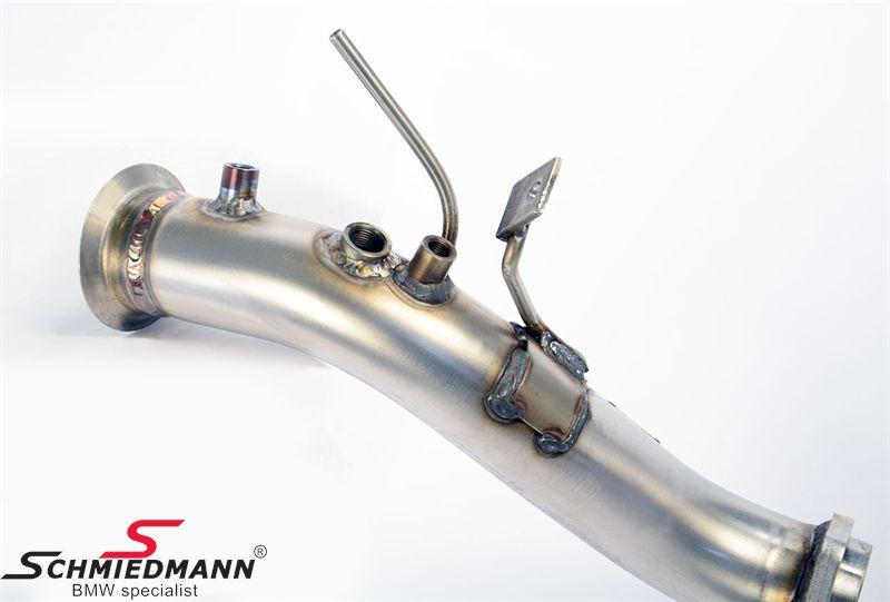 Supersprint turbo downpipe kit nur für die Rennstrecke