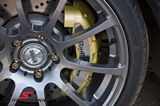 Radschraube Gold farbig standard Länge 60° Kegelkopf SW17 (für 17er Nuss) M12X1,5 X 28MM