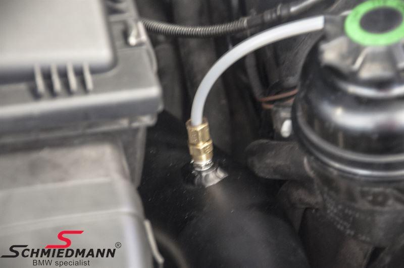 Burger Motorsport N55 aluminum high flow chargepipe