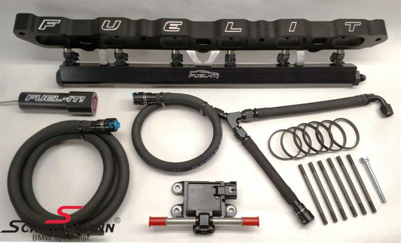 Port injection kit N55, option platinum JB4, including split second controller