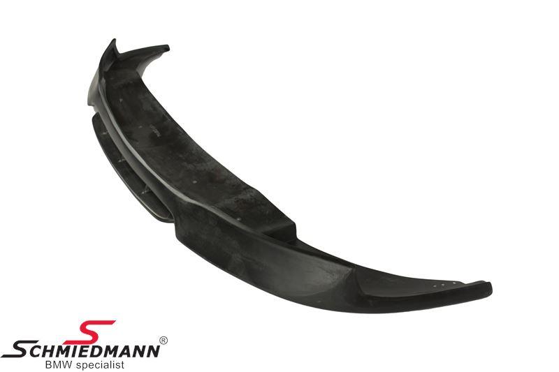 Frontspoiler lip carbon for Motorsport II EVO design frontsp