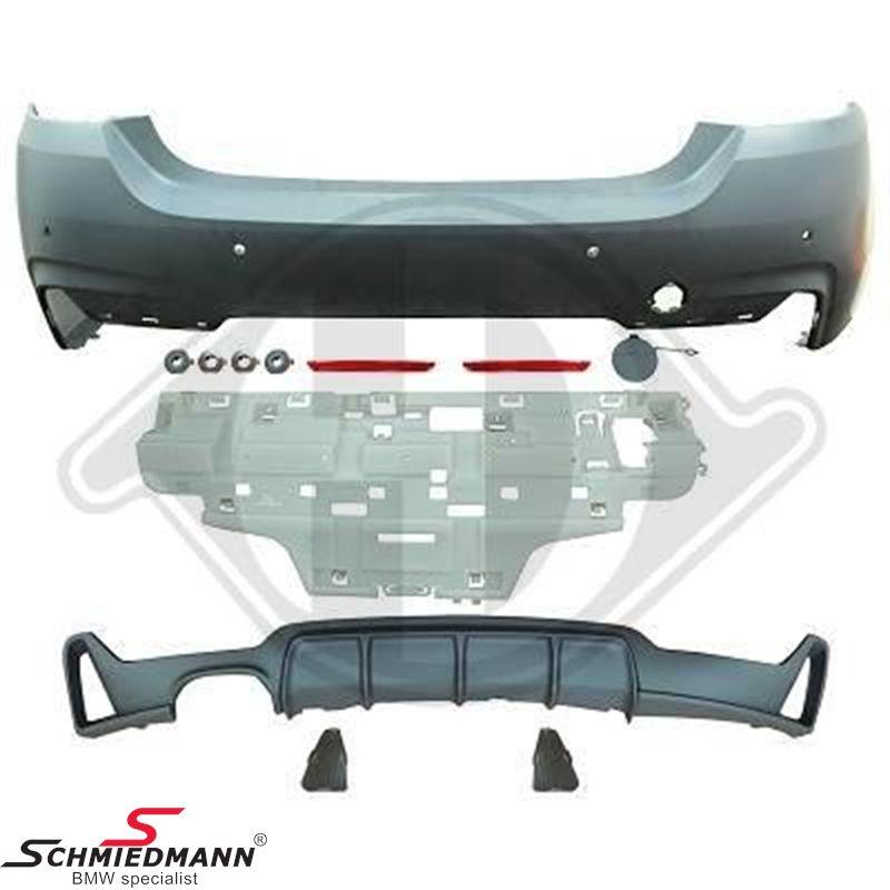 Rear apron -Motorsport II-
