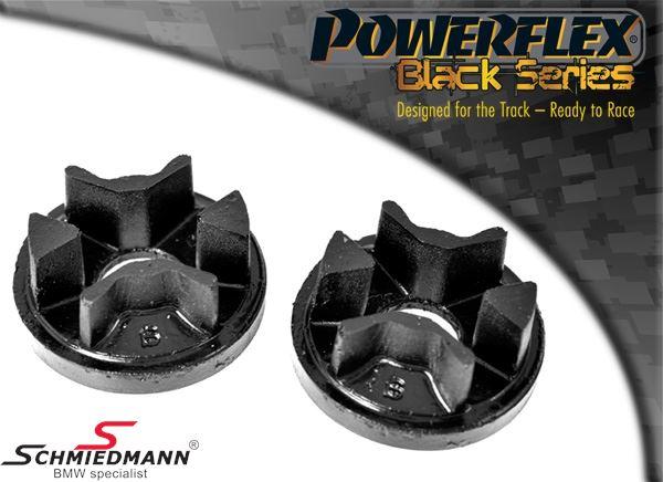 Powerflex PU Buchsen -Black Series- Motoraufhängung insert unten klein (Diagram ref. 7)