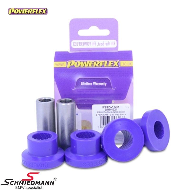 Powerflex racing front arm (wishbone) inner bush set