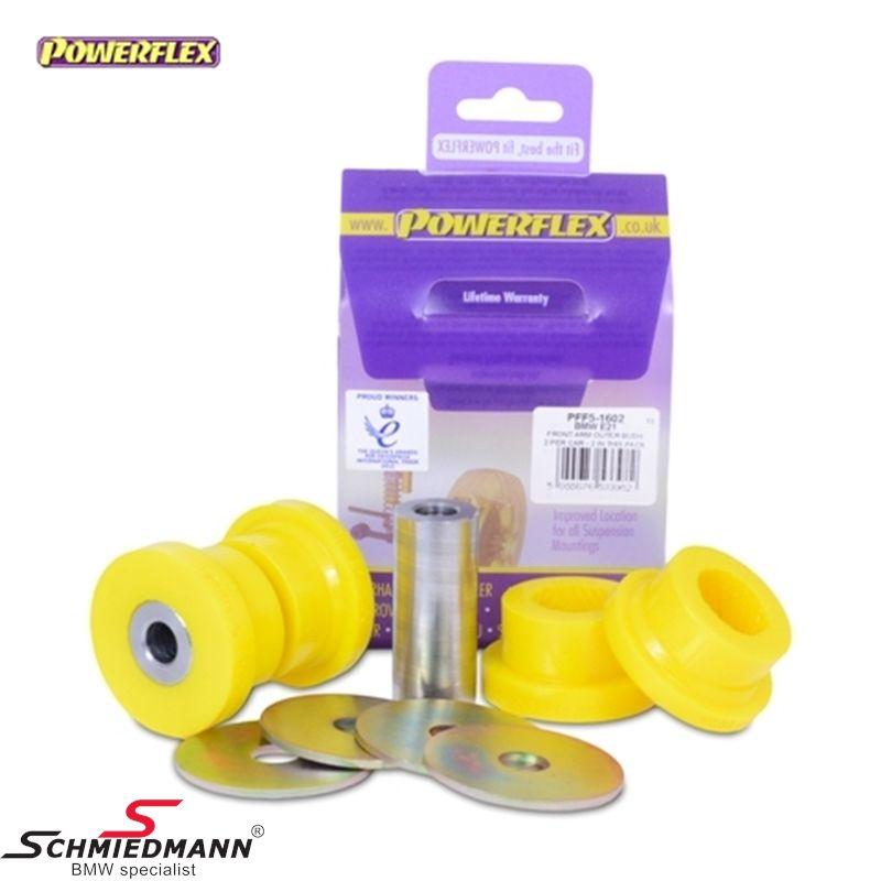 Powerflex racing front arm (wishbone) outer bush set