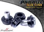 Powerflex racing -Black Series- front arm (wishbone) inner bush set (Pos. 2 on diagram)