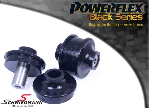 Powerflex racing -Black Series- Front lower tie Bar to chassis bush set (Diagram ref. 1)
