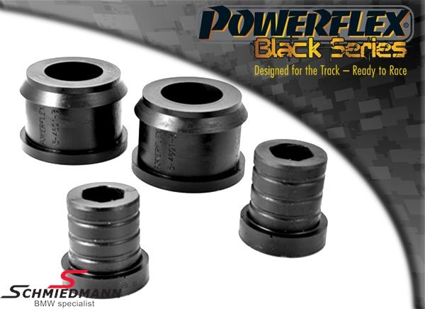 Powerflex racing -Black Series- Querlenker Gummilager vorne D=66MM (Diagram ref.: 1)