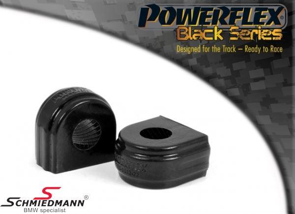 Powerflex racing -Black Series- Stabilisator Gummilager-Satz vorne 22MM (Diagram ref. 14)