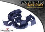 Powerflex racing -Black Series- äussere hinter Hinterachs Gummilagereinsatz-Satz (Nur Einsätze) (Position 20 auf diagram)