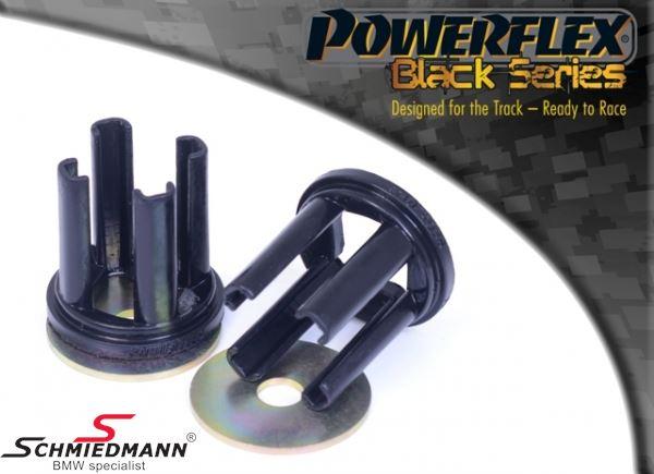 Powerflex racing -Black Series- PU Buchsen Differential Lager Einsatz vo. (Nur Einsätze) (Position 20 auf diagram)