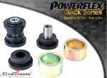 Powerflex racing -Black Series- Spurlenker/Führungslenker Gummilager-Satz (innen) hinten PFR5-411BLK