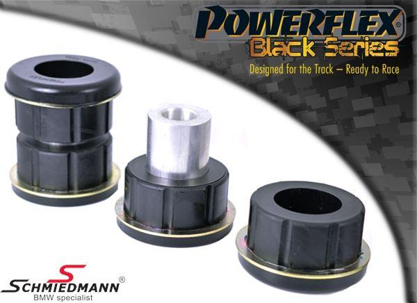 Powerflex Racing -Black Series- äussere vorderer Hinterachs Gummilager-Satz (Diagram ref. 19)
