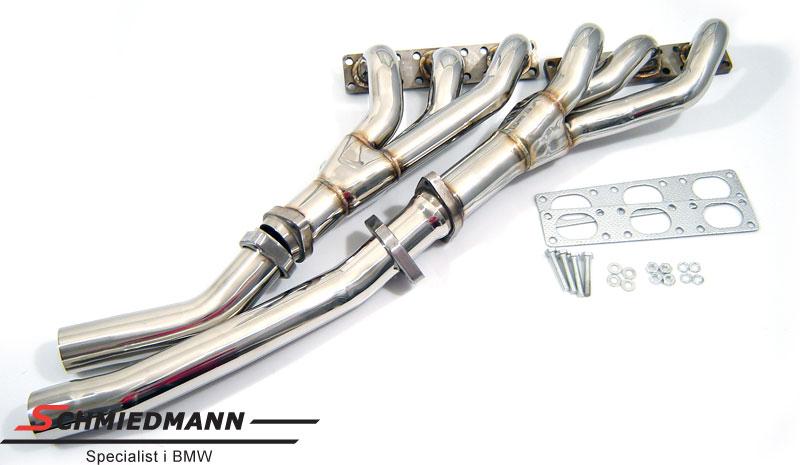 BMW E36 E39 E34 Fächerkrümmer Schmiedmann S-Tech. Typ II M50/M52 / TÜV-Gutachten