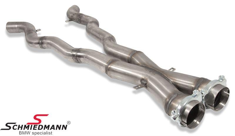 Schmiedmann X-Rohr
