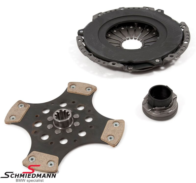 Sport-Kupplung Sinter-metal Sachs race engineering (Rennstrecke)