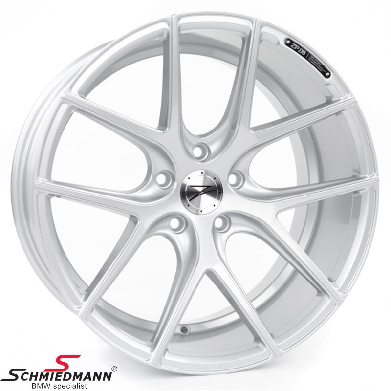 "20"" Z-Performance -Type 9- rim 8,5x20 ET30, Sparkling Silver"